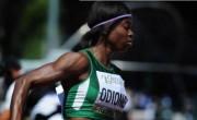 艺术游泳运动员在亚运会上赠送中国第100枚金牌